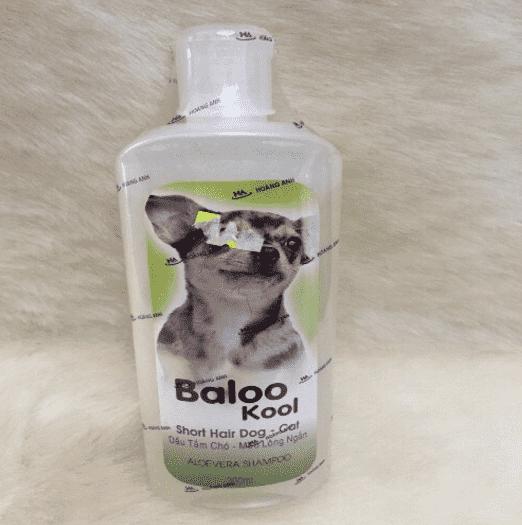 Kinh nghiệm cách chọn sữa tắm cho chó Phú Quốc